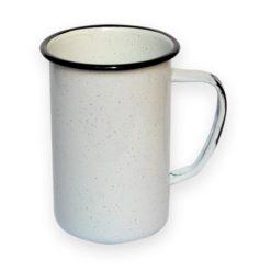 Tarro Peltre Promocionales  Blanco