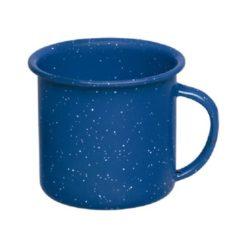 Taza Peltre Promocionales  Azul