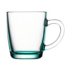 Taza Cristal Promocionales  Transparente